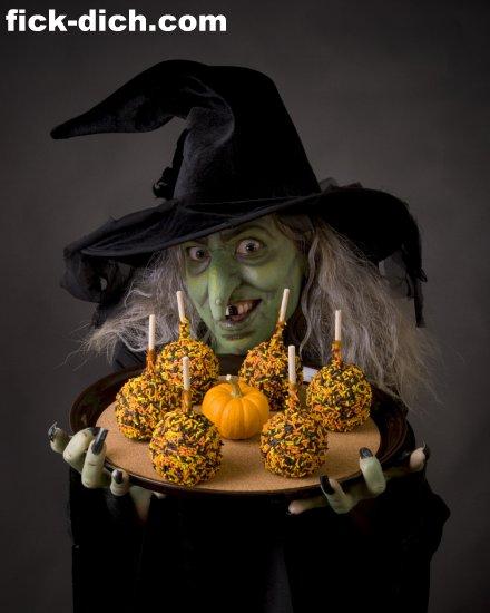 Halloween Titten